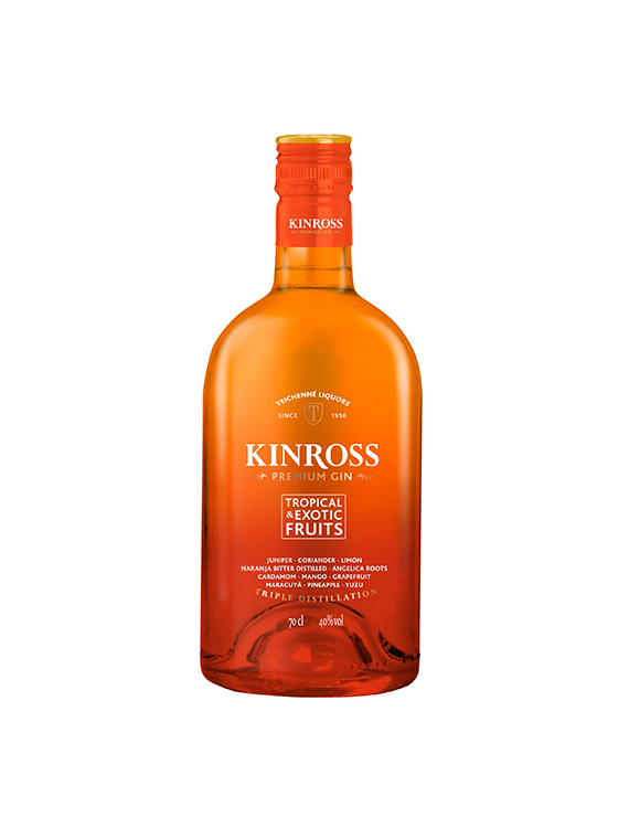 GIN KINROSS TROPICAL & EXOTIC FRUITS