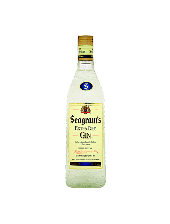 GIN SEAGRAM'S 70CL