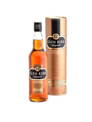 GLEN KIRK 12 YEARS