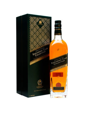 JOHNNIE WALKER THE GOLD ROUTE