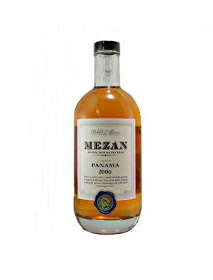 RON MEZAN PANAMA 2006