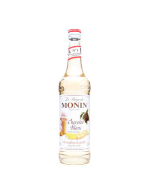 MONIN CHOCOLATE BLANCO