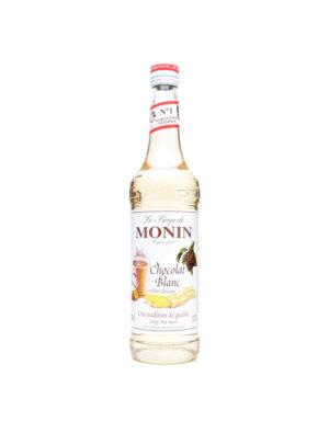 MONIN CHOCOLATE BLANCO