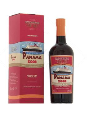 RON PANAMA 2008 TRANSCONTINENTAL