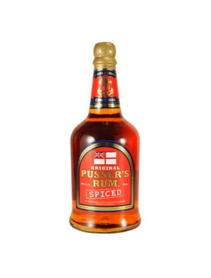RON PUSSER'S SPICED