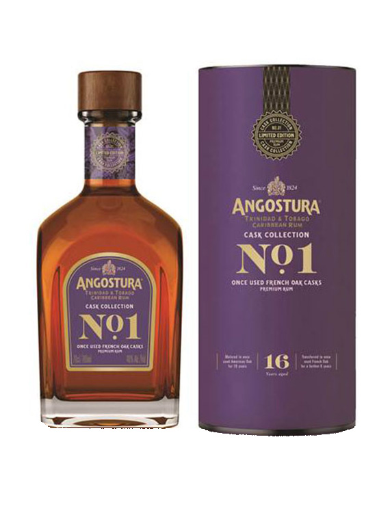 RON ANGOSTURA N1 CASK COLECTION