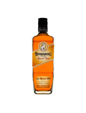 RON BUNDABERG SPICED