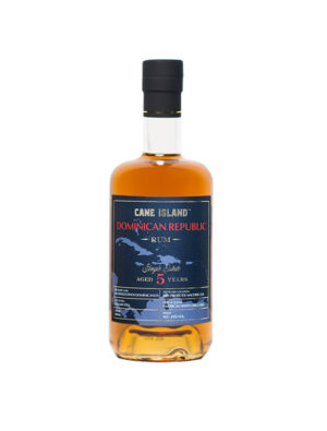RON CANE ISLAND DOMINICAN 5 YEARS