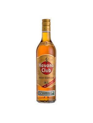 RON HAVANA CLUB 5 AÑOS AÑEJO