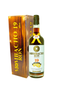 RON MOMBACHO 19 YEARS ARMAGNAC FINISH