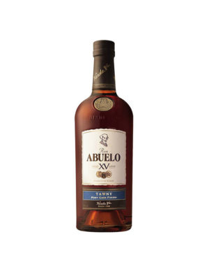 RON ABUELO XV TAWNY FINISH