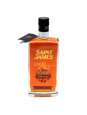 RON SAINT JAMES CUVEE 1765