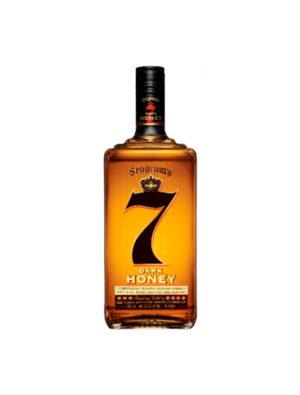 SEAGRAM'S 7 DARK HONEY