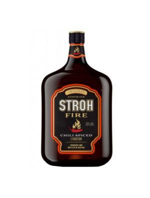 RON STROH FIRE