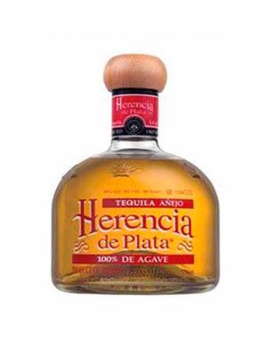 TEQUILA HERENCIA DE PLATA AÑEJO