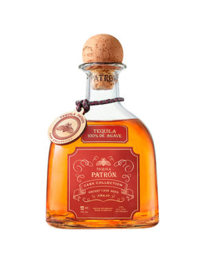 TEQUILA PATRON SHERRY CASK AGED