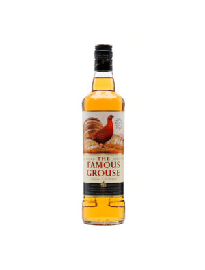 THE FAMOUS GROUSE MARRIED STRENGTH
