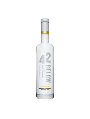 VODKA 42 BELOW MANUKA HONEY