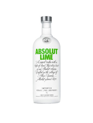 VODKA ABSOLUT LIMA