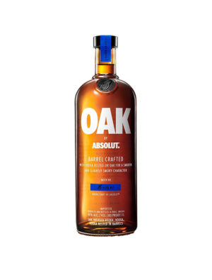 VODKA ABSOLUT OAK