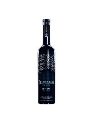 VODKA BELVEDERE INTENSE