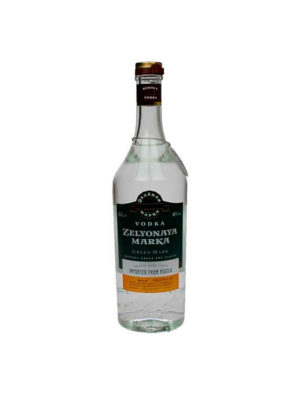 VODKA GREEN MARK CEDAR NUT 50CL