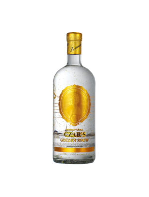VODKA LADOGA CZAR'S GOLDEN SNOW