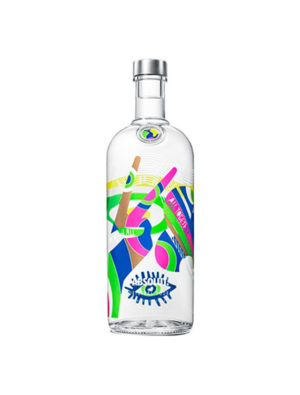 VODKA ABSOLUT UNITY LIMITED EDITION