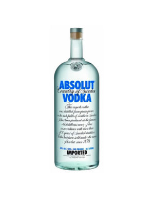 VODKA ABSOLUT 4.5L