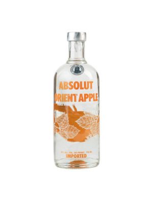 VODKA ABSOLUT ORIENT APPLE