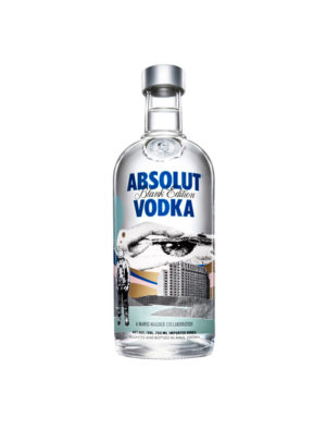 VODKA ABSOLUT MARIO WAGNER
