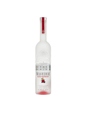VODKA BELVEDERE RASPBERRY