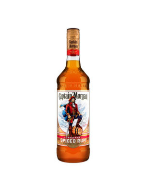 RON CAPTAIN MORGAN SPICED