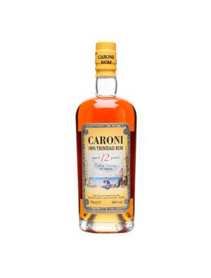 RON CARONI 12 YEARS