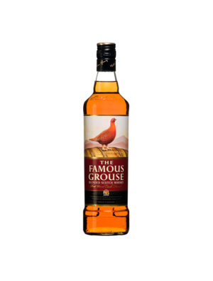 THE FAMOUS GROUSE PORT WOOD