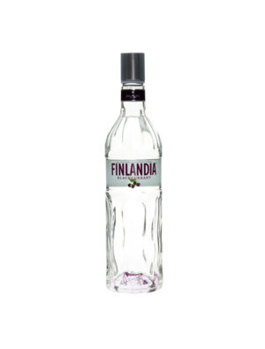 VODKA FINLANDIA BLACKCURRANT