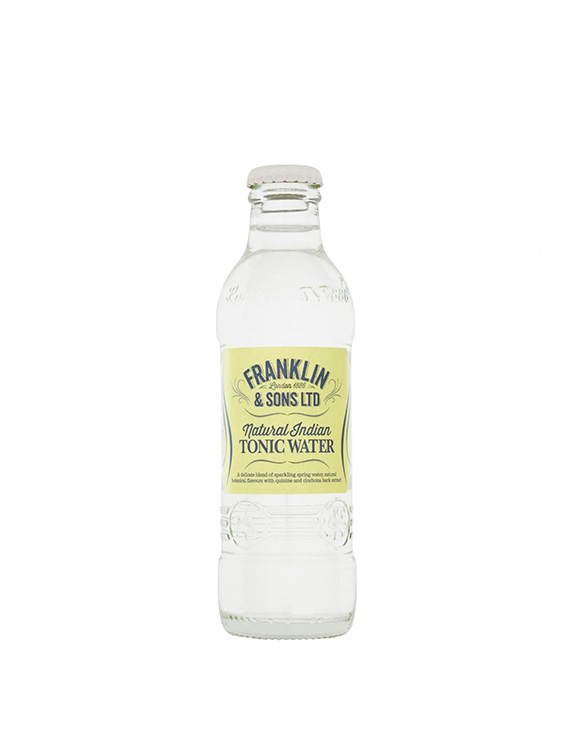 FRANKLIN INDIAN TONIC
