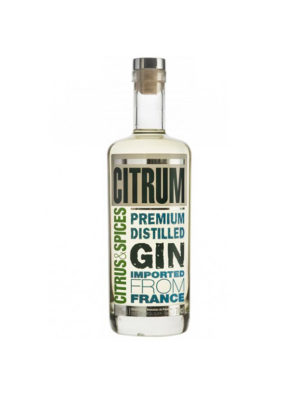 GIN CITRUM SMALL BATCH