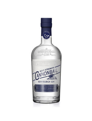 GIN EDINBURGH CANNONBALL