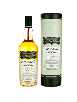 GLEN GRANT 25 YEARS FIRST EDITION