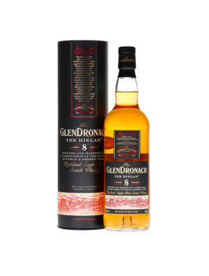 GLENDRONACH 8 YEARS THE HIELAN