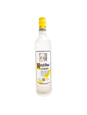 VODKA KETEL ONE CITROEN