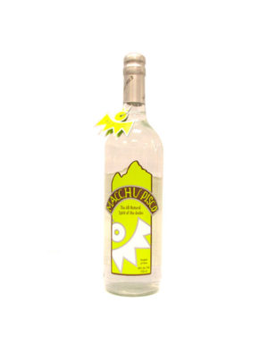 PISCO MACCHU PISCO THE SPIRIT OF THE ANDES