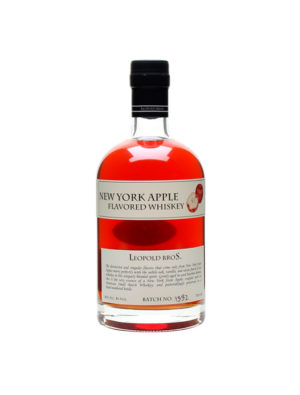 NEW YORK APPLE LIQUEUR WHISKEY