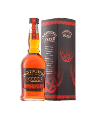 OLD PULTENEY WHISKY LIQUEUR