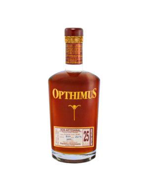 RON OPTHIMUS 25 YEARS