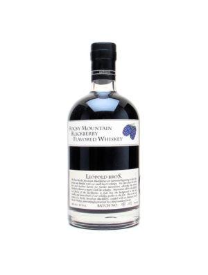 ROCKY MOUNTAIN BLACKBERRY LIQUEUR