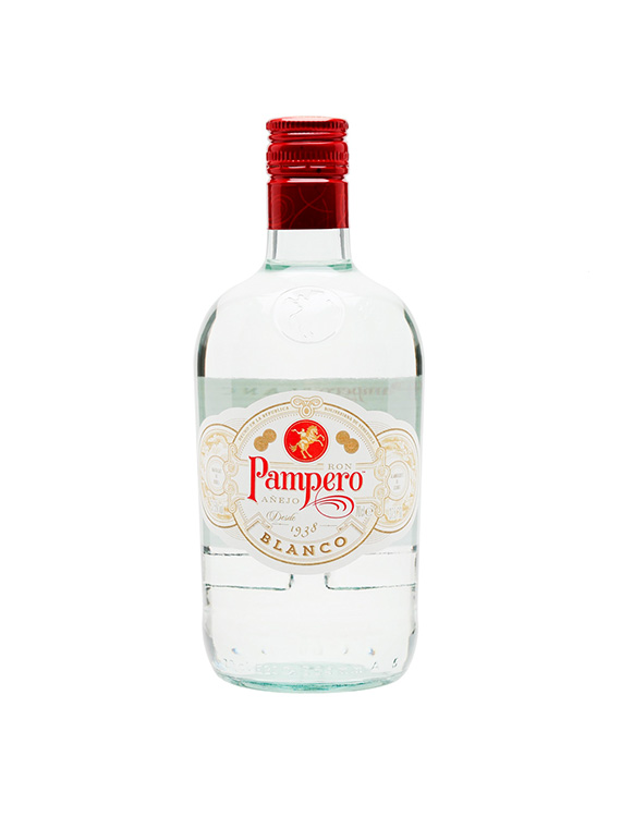 RON PAMPERO AÑEJO BLANCO