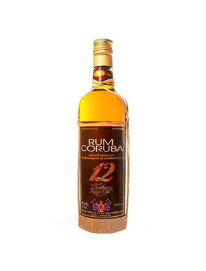 RON CORUBA 12 AÑOS