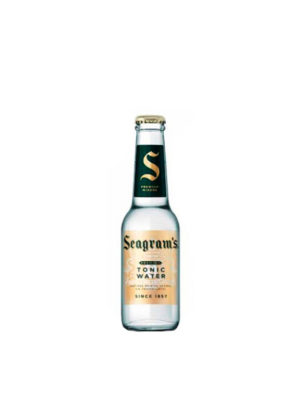 SEAGRAM'S TONIC 20CL